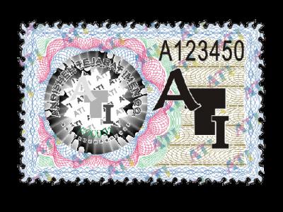 Ati - label- png